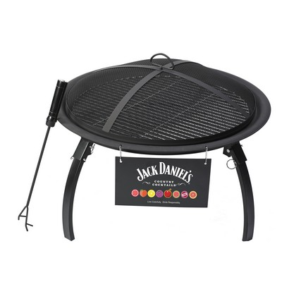 Portable Fire Pit/Grill
